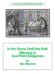 In the Game Until the End: Winning in Ace-Point Endgames