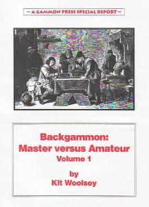 Master versus Amateur Volume 1